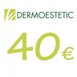 BONO 40 EUROS